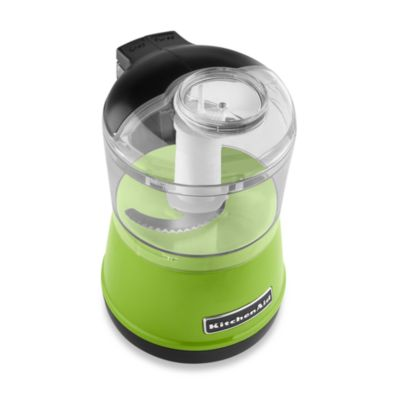 KitchenAid® 3.5-Cup Food Chopper in Green Apple