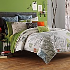 KAS® Letter from Paris Duvet Cover