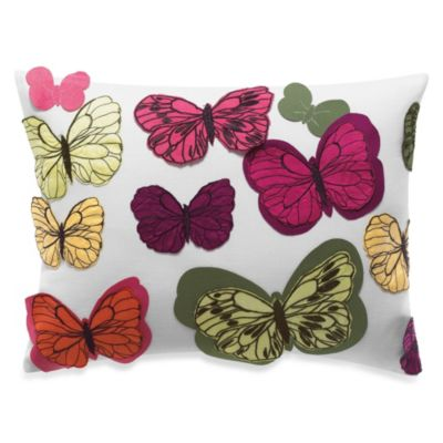 KAS® Nymira Oblong Toss Pillow
