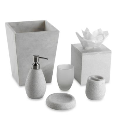 Kenneth Cole® Marble Toothbrush Holder