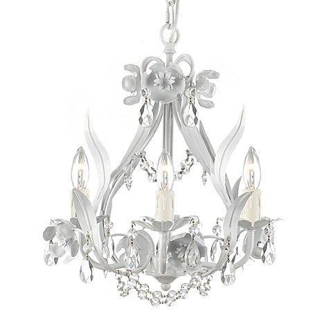 Gallery Floral Wrought Iron Chandelier