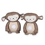 Lolli Living™ by Living Textiles Baby Monkey Bookends (Set of 2)