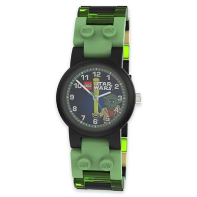 LEGO® Star Wars™ Yoda™ Kid's Watch
