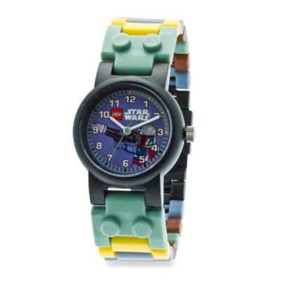 LEGO® Star Wars™ Boba Fett™ Kid's Watch