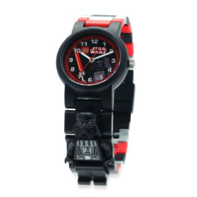 LEGO® Star Wars™ Darth Vader™ Minifigure Kid's Watch