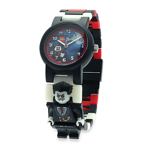 LEGO® Monster Fighters Lord Vampyre Minifigure Watch