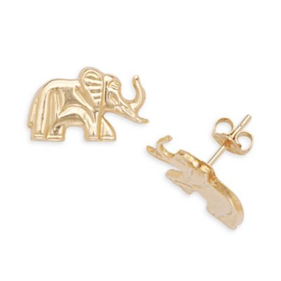 Yellow Gold Childrens Jewelry