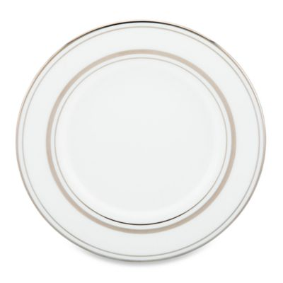 kate spade new york Library Lane Platinum™ 5.75-Inch Saucer