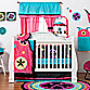 One Grace Place Magical Michayla 3-Piece Crib Bedding Set
