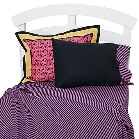 One Grace Place Sassy Shaylee Full Sheet Set