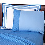 One Grace Place Simplicity Twin Sheet Set in Blue