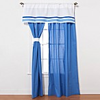 One Grace Place Simplicity 2-Pack Drapes in Blue