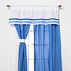 One Grace Place Simplicity Valance in Blue