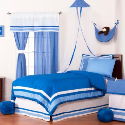Blue White Full Set