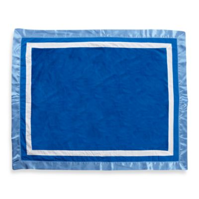 One Grace Place Blue Medium Quilt