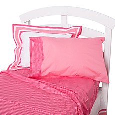 One Grace Place Simplicity Full Sheet Set in Hot Pink