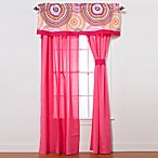 One Grace Place Sophia Lolita 2-Pack Drapes
