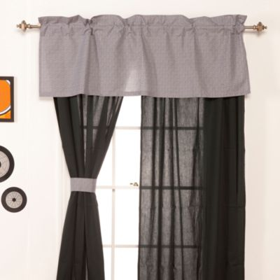 One Grace Place Teyo's Tires Window Valance