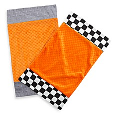 One Grace Place Teyo's Tires 2-Piece Blanket Set