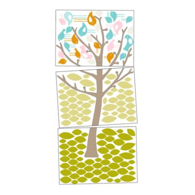 Lolli Living™ by Living Textiles Baby Wall Decals in Tweets in Tree