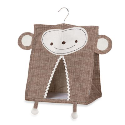 Lolli Living™ by Living Textiles Baby Nursery Organizer in Monkey