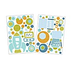 Lolli Living™ by Living Textiles Baby Bot Wall Decals in On-the-Go