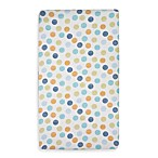 Lolli Living™ by Living Textiles Baby Bot Fitted Sheet in Bot Dot