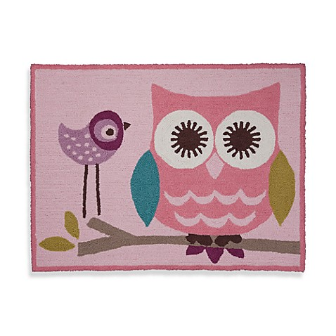 Lolli Living™ by Living Textiles Baby Rug in Owl