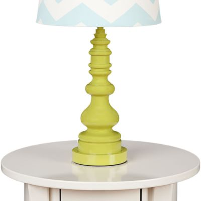 Green Baby Lamp Base