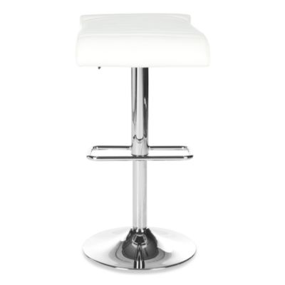 White Lift Stool