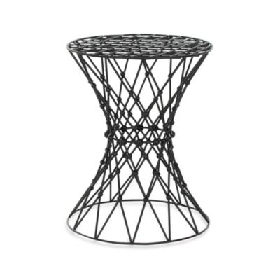 Safavieh Iron Wire Crisscross Stool