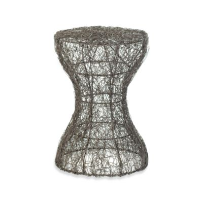 Safavieh Wire Zig Zag Weaved Stool