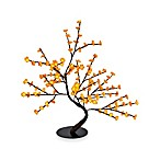 30-Inch Lighted Bonsai Tree with 128 Warm White LED Lights