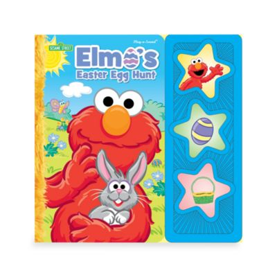 Sesame Street® Elmo's Easter Egg Hunt Songbook