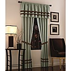 Luxe Hotel Sage Window Valance