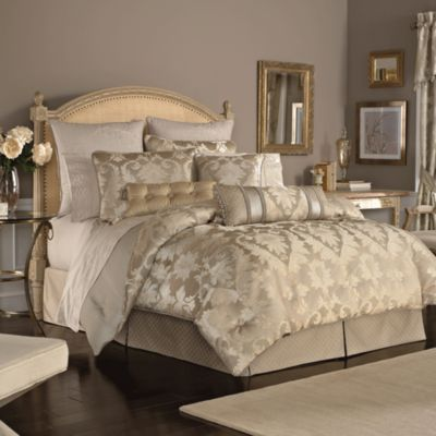 Croscill® Giselle 4-Piece King Comforter Set