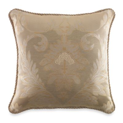 Croscill® Giselle 18-Inch Square Toss Pillow