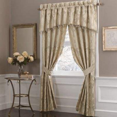 Croscill® Giselle Arch Window Valance