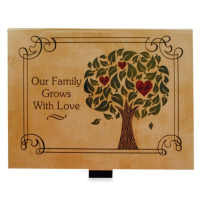 New View™ Ribbon Of Memories Family Tree Photo Album