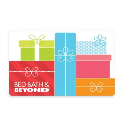 Colorful Presents Gift Card $25.00