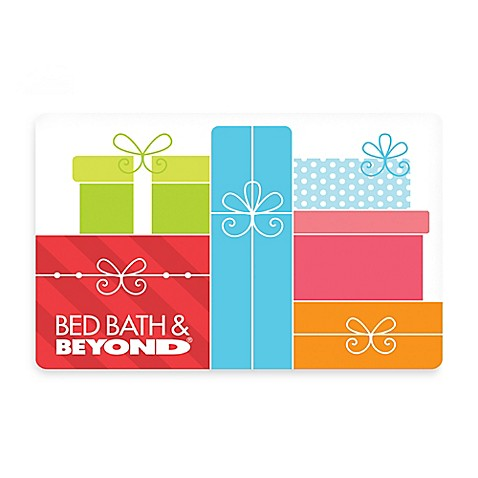 Colorful Presents Gift Card $50.00