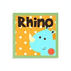 Munch™ Rhino Canvas