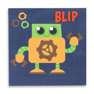 Munch™ Blip Canvas
