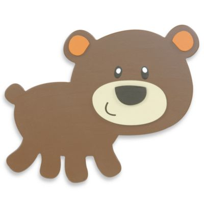Munch™ Bear Wall Decor