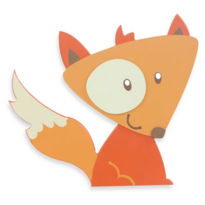 Munch™ Fox Wall Decor
