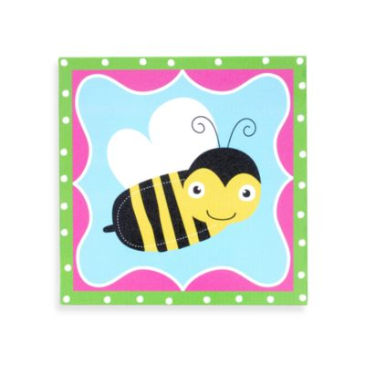 Munch™ Bee Canvas