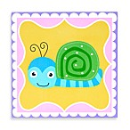 Munch™ Snail Canvas