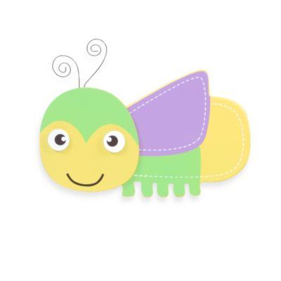 Munch™ Lightning Bug Wall Decor