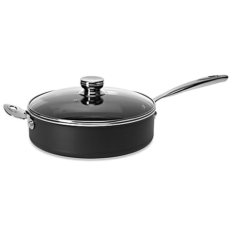 Ballarini Verona 4.5-Quart Saute Pan with Lid