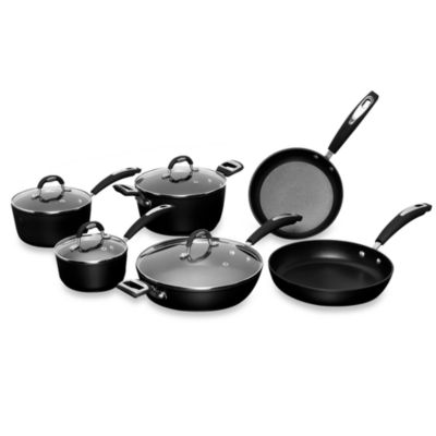 Ballarini Taormina in a 10-Piece Cookware Set
